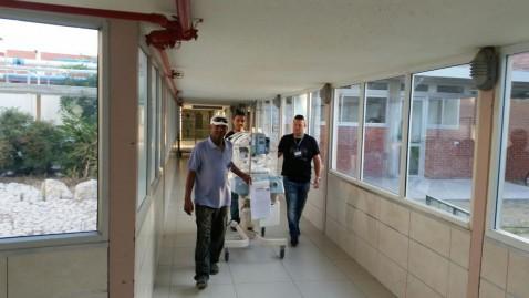 בית חולים ברזילי פגים